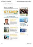 Seminario Fotovoltaico ottimizzazione della rendita e della produzione