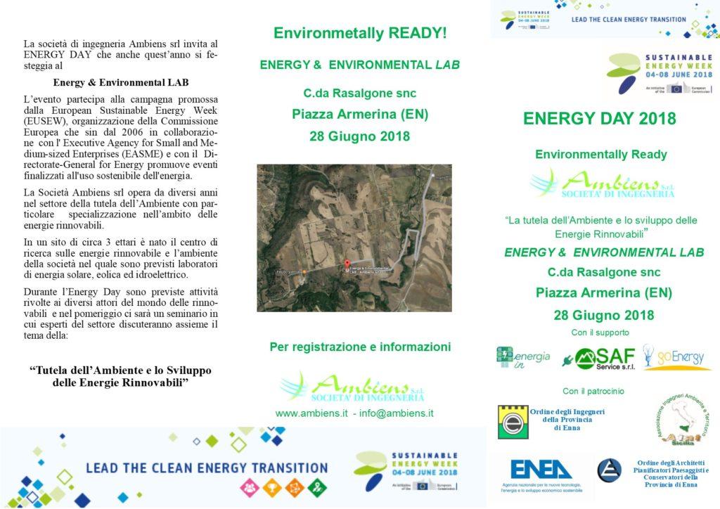 Energy Day 2018
